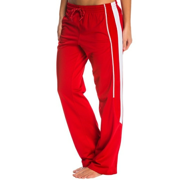 adidas Pants & Jumpsuits   Nwt Adidas Red White Utility Pant ...